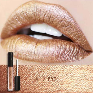 Bad Bones Java Makeup 19 Chic Waterproof Matte Lip Gloss