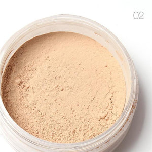 Bad Bones Java Makeup 2 Waterproof Loose Face Powder Makeup