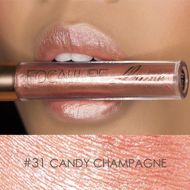 Bad Bones Java Makeup 31 Nouveau Shimmer Lip Gloss