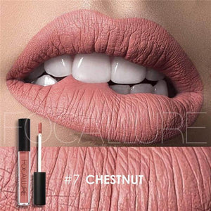 Bad Bones Java Makeup 7 Chic Waterproof Matte Lip Gloss