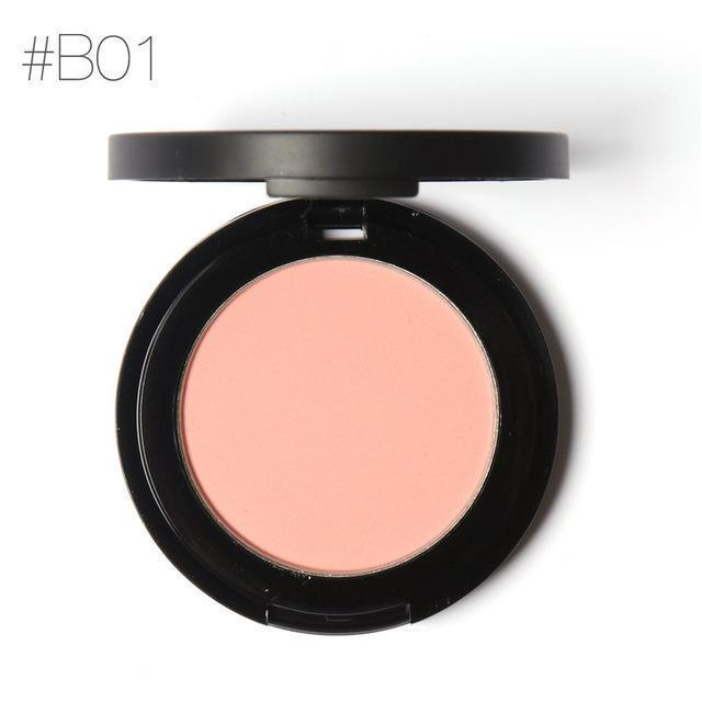 Bad Bones Java Makeup B01 Chic Matte Blush Powder
