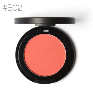 Bad Bones Java Makeup B02 Chic Matte Blush Powder