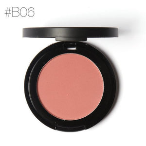 Bad Bones Java Makeup B06 Chic Matte Blush Powder