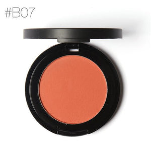 Bad Bones Java Makeup B07 Chic Matte Blush Powder
