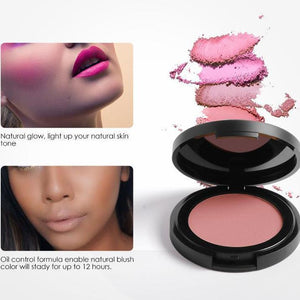 Bad Bones Java Makeup Chic Matte Blush Powder