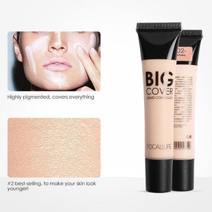 Bad Bones Java Makeup Pro Contour Concealer Foundation Cream