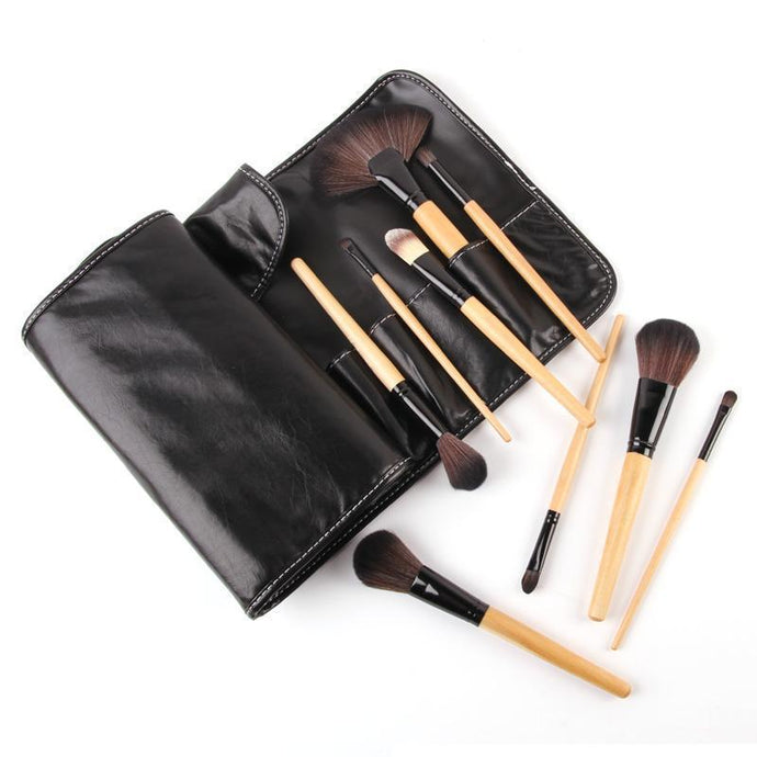 Bad Bones Java Makeup Professional Makeup Brush Set