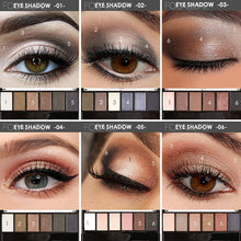 Bad Bones Java Makeup Smokey Eyeshadow 6 Colour Makeup Kit