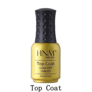 Bad Bones Java Nail Polish Top Coat Pure Colour Nail Gel Polish