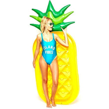 Bad Bones Java Pool Float Giant Inflatable Pineapple Pool Floatie