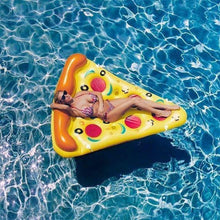 Bad Bones Java Pool Float Giant Inflatable Pizza Pool Floatie