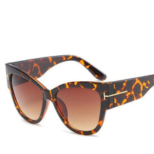 Bad Bones Java Sunglasses Brown Leopard Premium Designer Sunglasses
