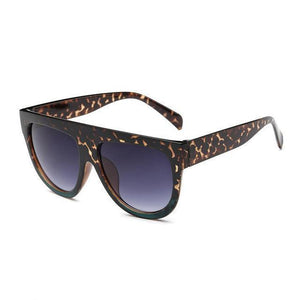 Bad Bones Java Sunglasses C Premium Gradient Sunglasses