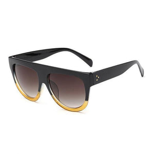 Bad Bones Java Sunglasses D Premium Gradient Sunglasses