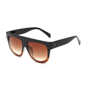 Bad Bones Java Sunglasses E Premium Gradient Sunglasses