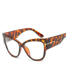Bad Bones Java Sunglasses Leopard Clear Premium Designer Sunglasses