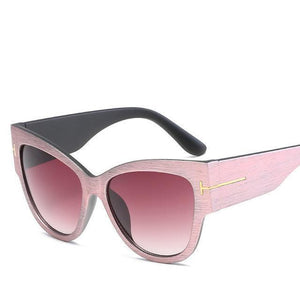 Bad Bones Java Sunglasses Tree Pink Premium Designer Sunglasses