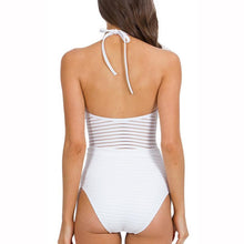 Bad Bones Java Swimwear One Piece Hollow Carved Swimsuit