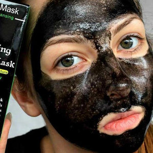 Bad Bones Java Treatments & Masks Black Deep Cleansing Blackhead Peel Off Facial Mask