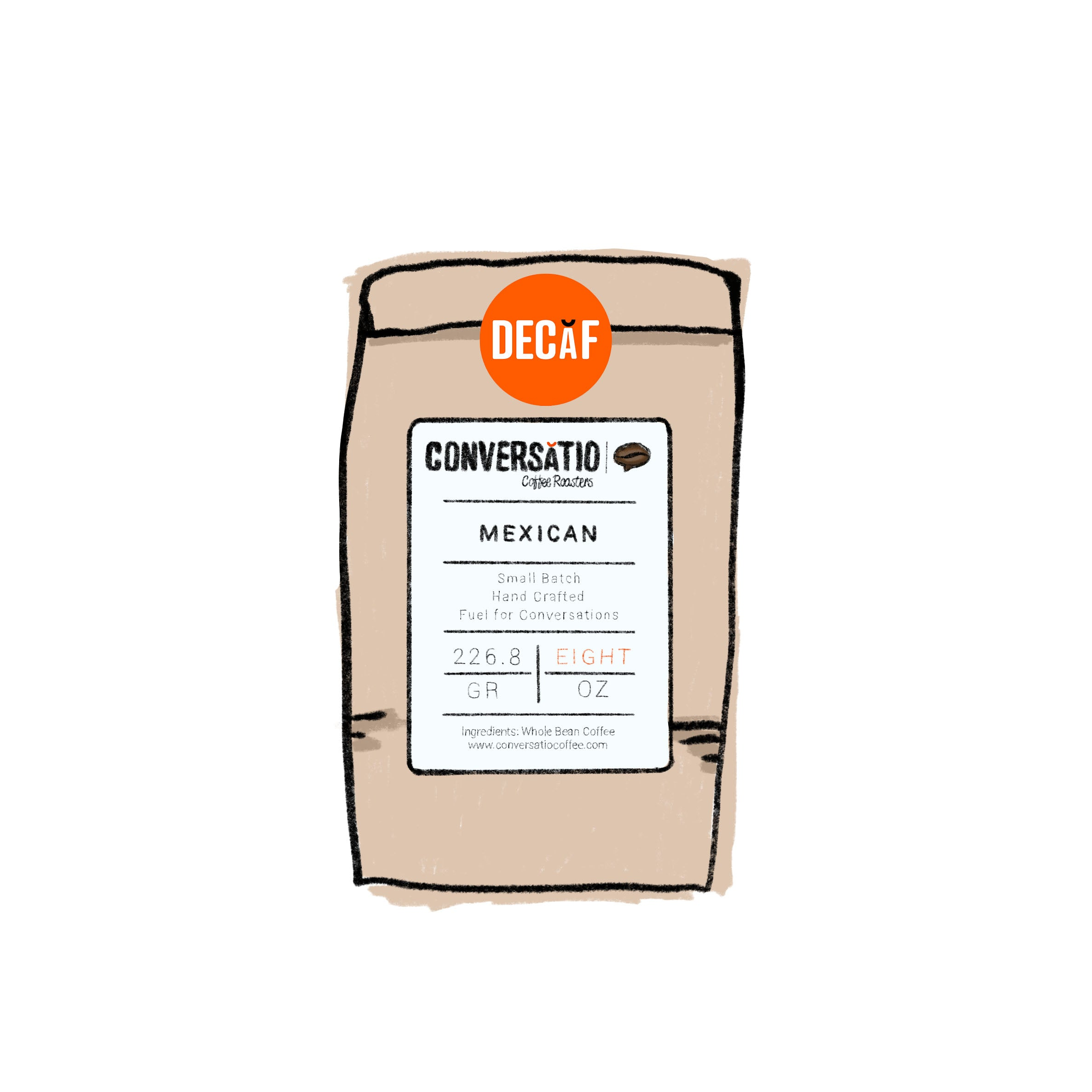 DECAF Mexican - NEW!