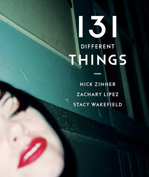 131 DIFFERENT THINGS BOOK