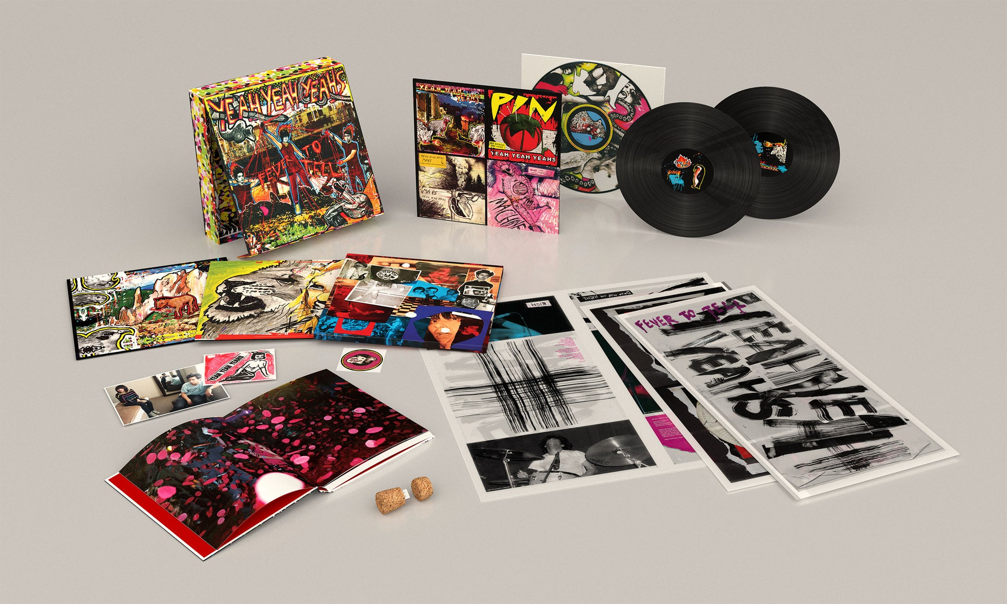 Limited Edition Fever To Tell Deluxe Box Set | Yeah Yeah Yeahs on yeah huh, yeah well, ohh yeah, yeah clip art, yeah it was, yeah you know, yeah boy, ludacris yeah, yeah album cover, karen o yeah, yeah band, aw yeah, yeah buddy, yeah i know, uh yeah, yeah thank you,