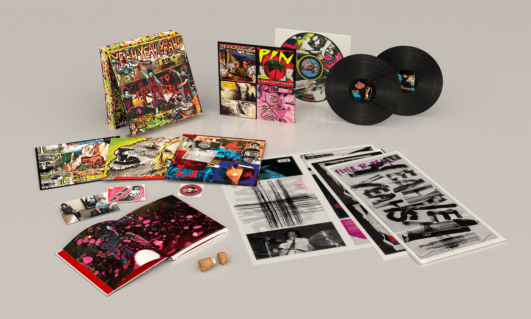 Limited Edition Fever To Tell Deluxe Box Set