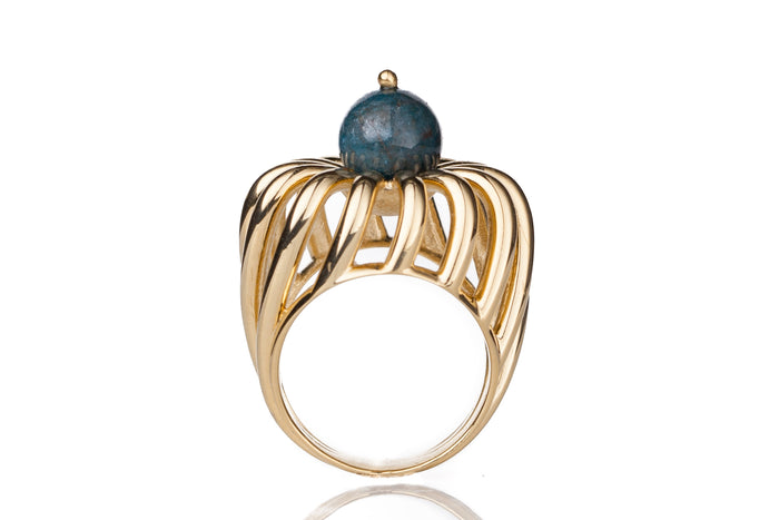 Crown Ring - Maison Daviel