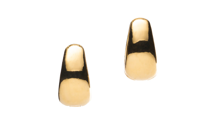 Lucy Hoop Earrings - Maison Daviel
