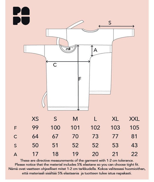 CUBIC DRESS, Minor Compose, Adults
