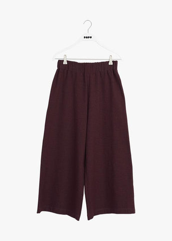 CULOTTES PANTS, Tile Melange, Adults