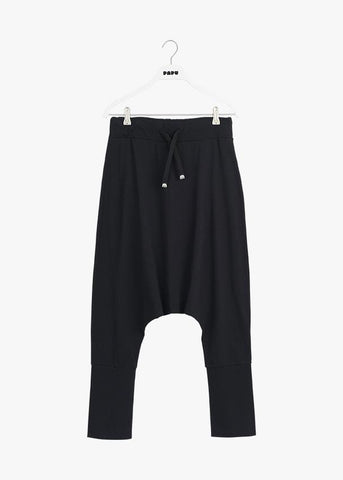 HAREM PANTS, Black, Adults