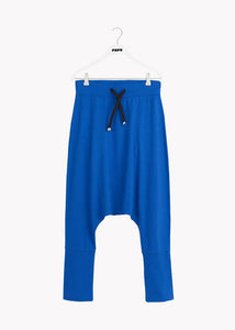 HAREM PANTS, VIVID BLUE, Adults