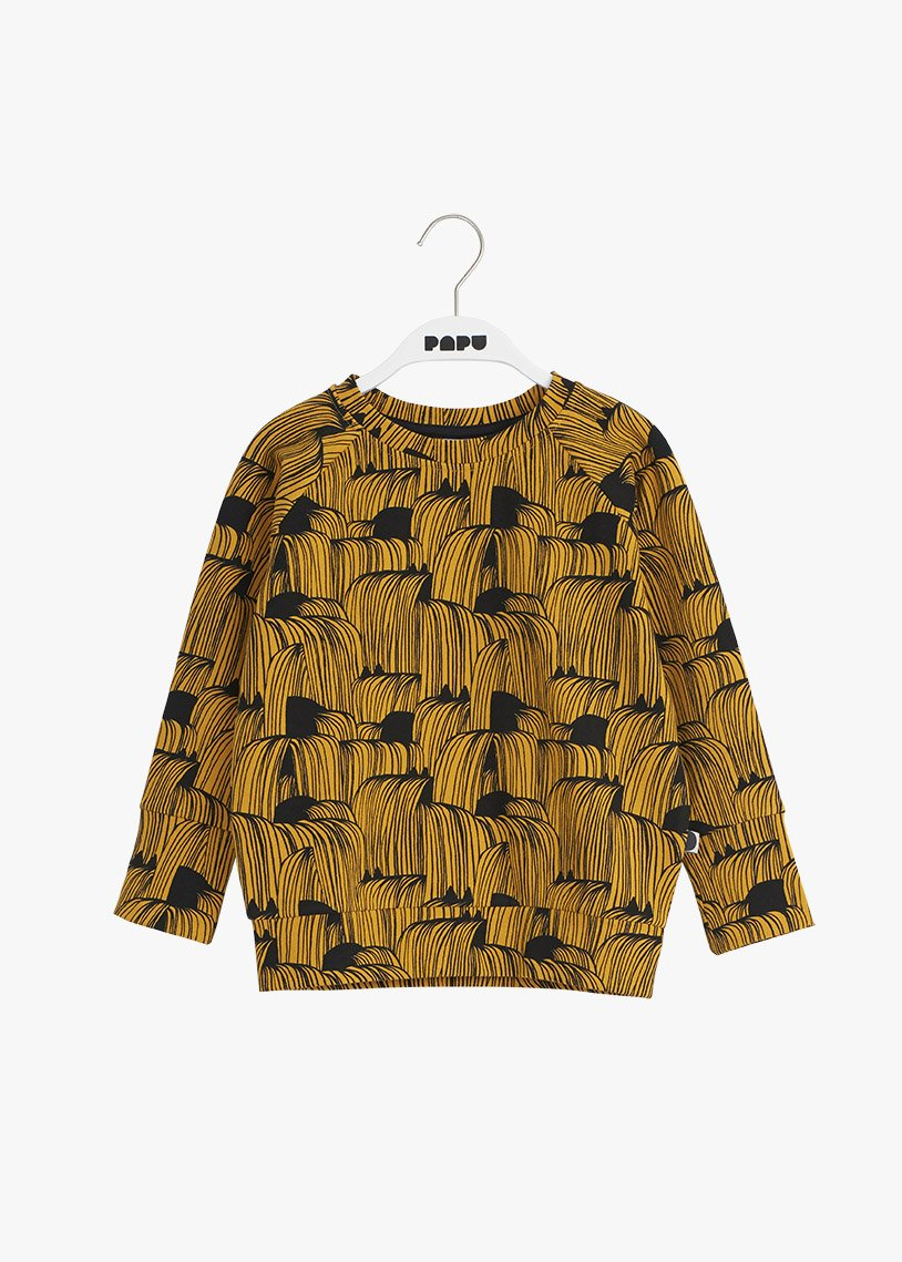 MAXI SWEATSHIRT, Hold Your Horses