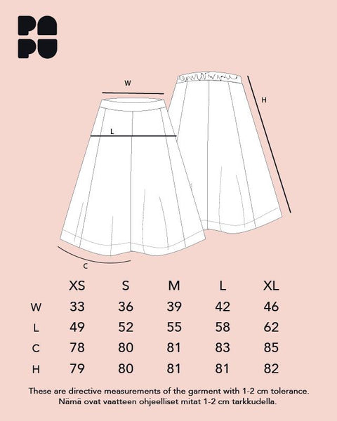 MIDI CIRCLE CULOTTES, Major Compose, Adults