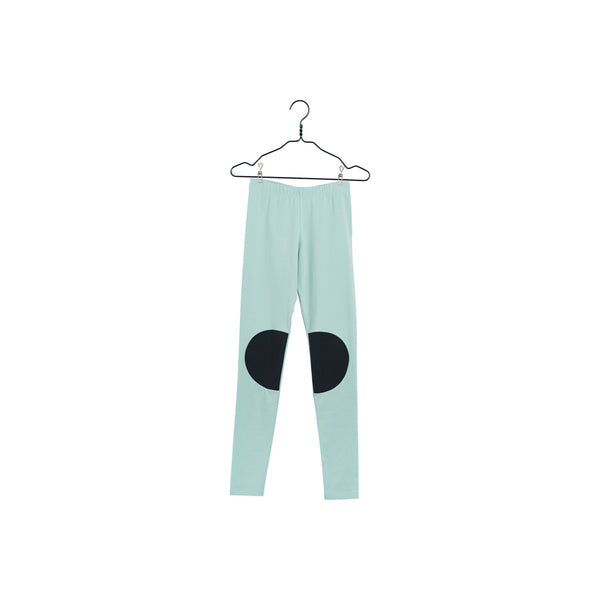 PATCH LEGGINGS, Plankton green, adults