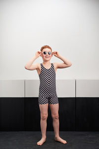 STRIPE unisex swimsuit