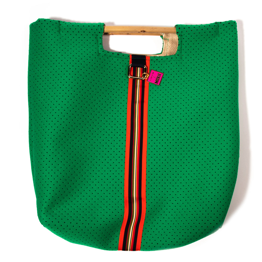Addison Green Neoprene Tote