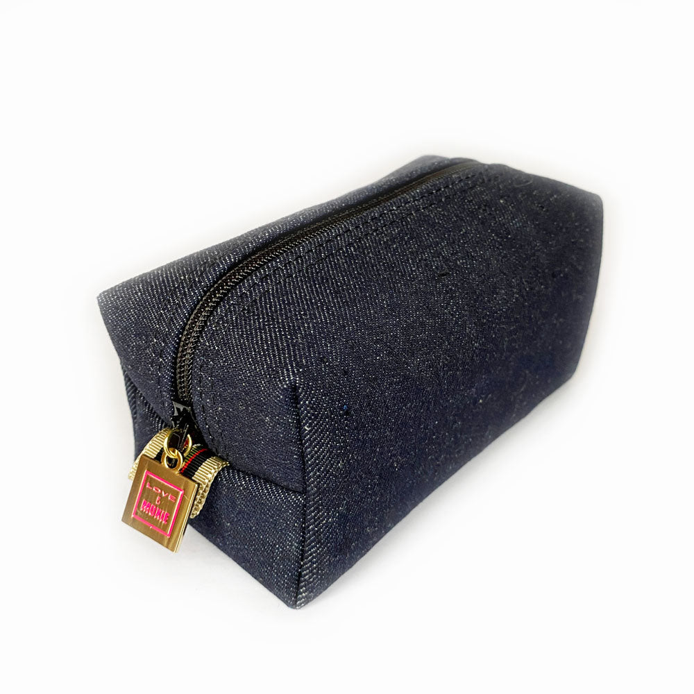 Stanford Denim Mini Bag