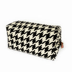 Oxford Houndstooth Biggi Bag