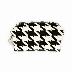 Oxford Houndstooth Mini Bag