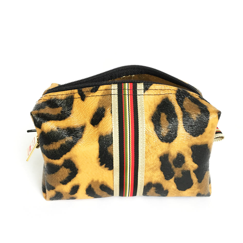 Sloane Leopard Mighty Mini Bag