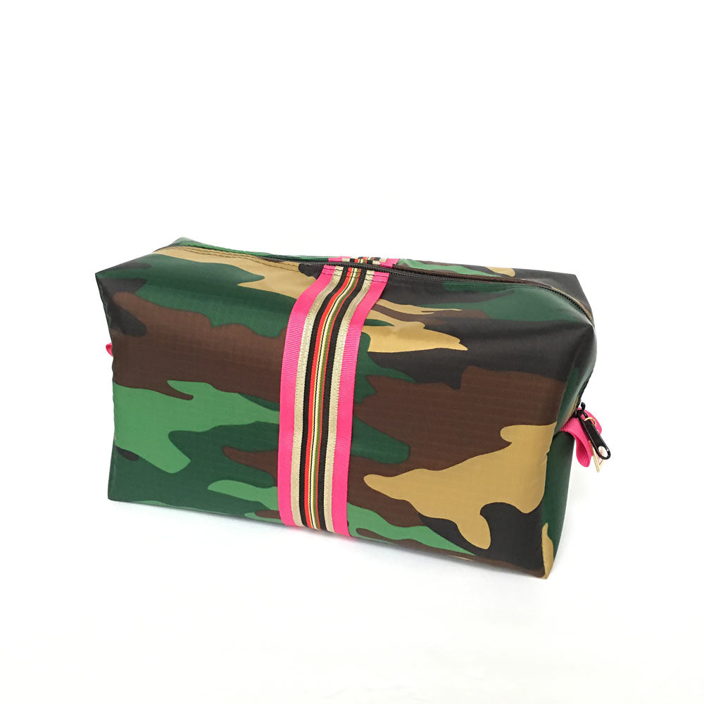 Washington Camo Biggi Travel Bag