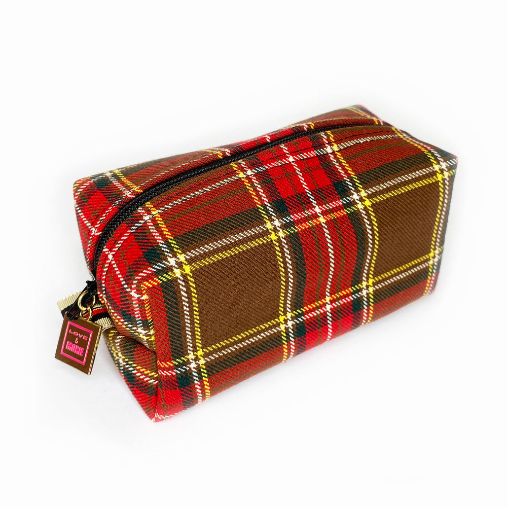 Princeton Plaid Mini Bag