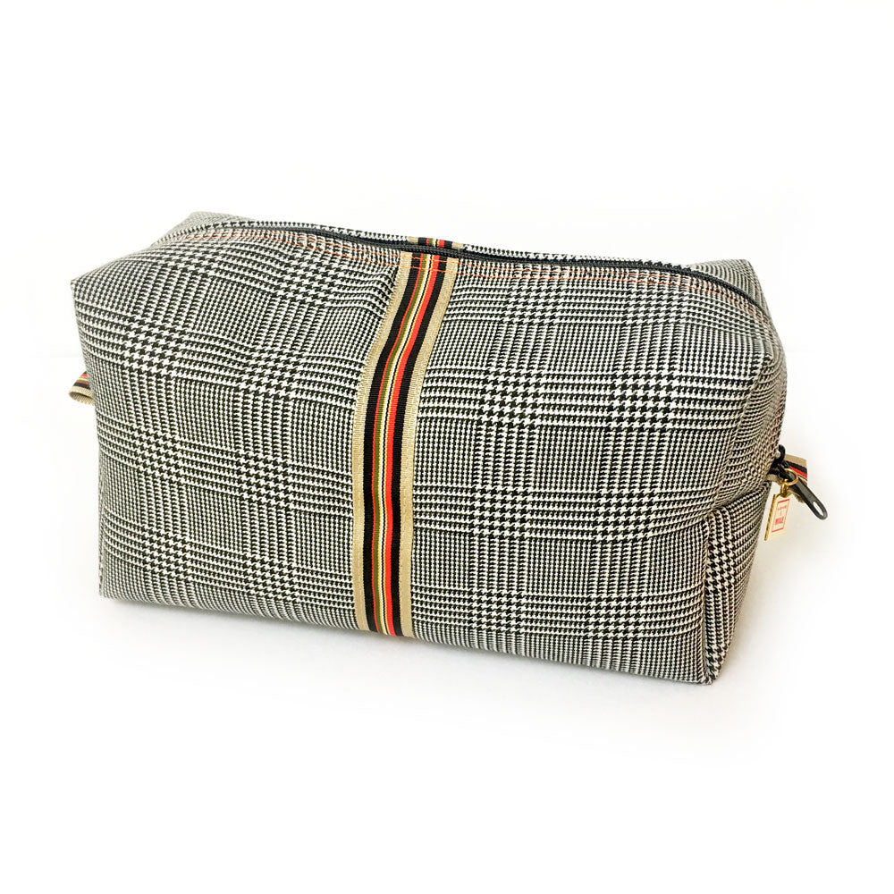 Watson Plaid Biggi Travel Bag