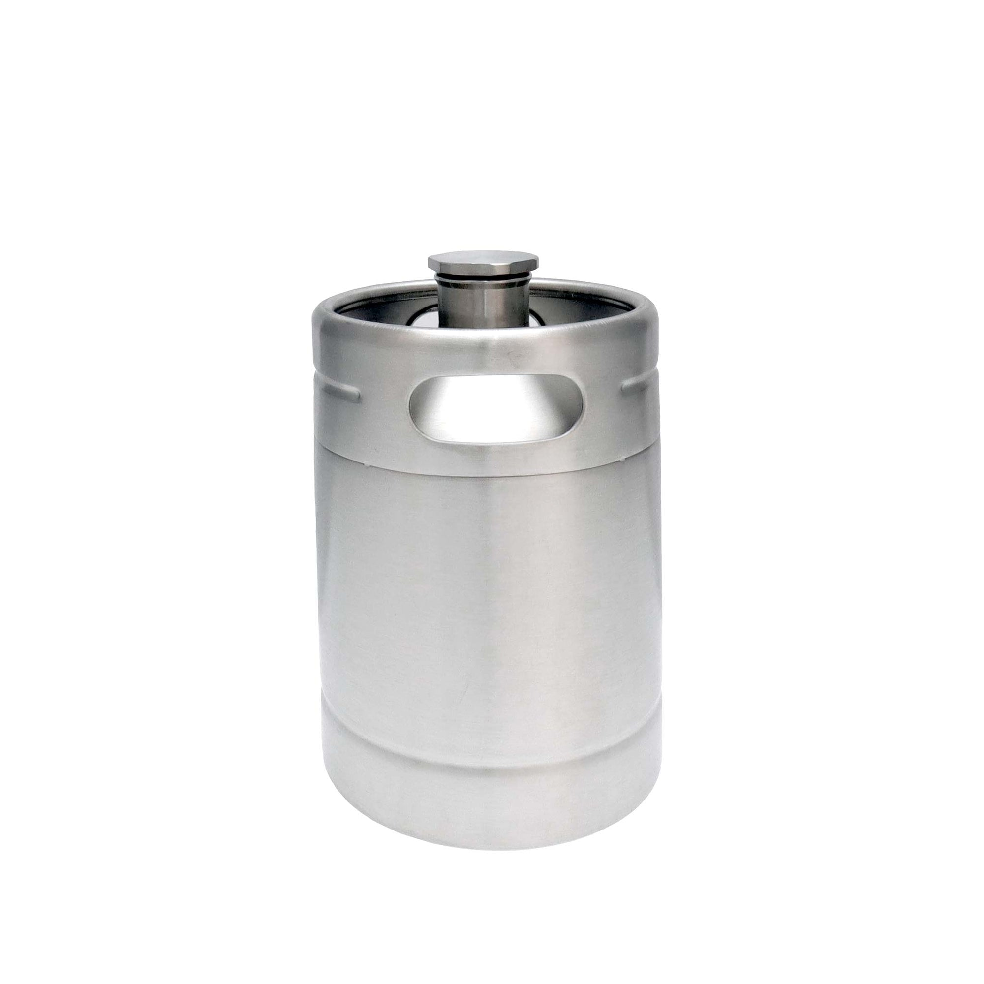 Stubby (64oz/2L) Stainless, Single Wall