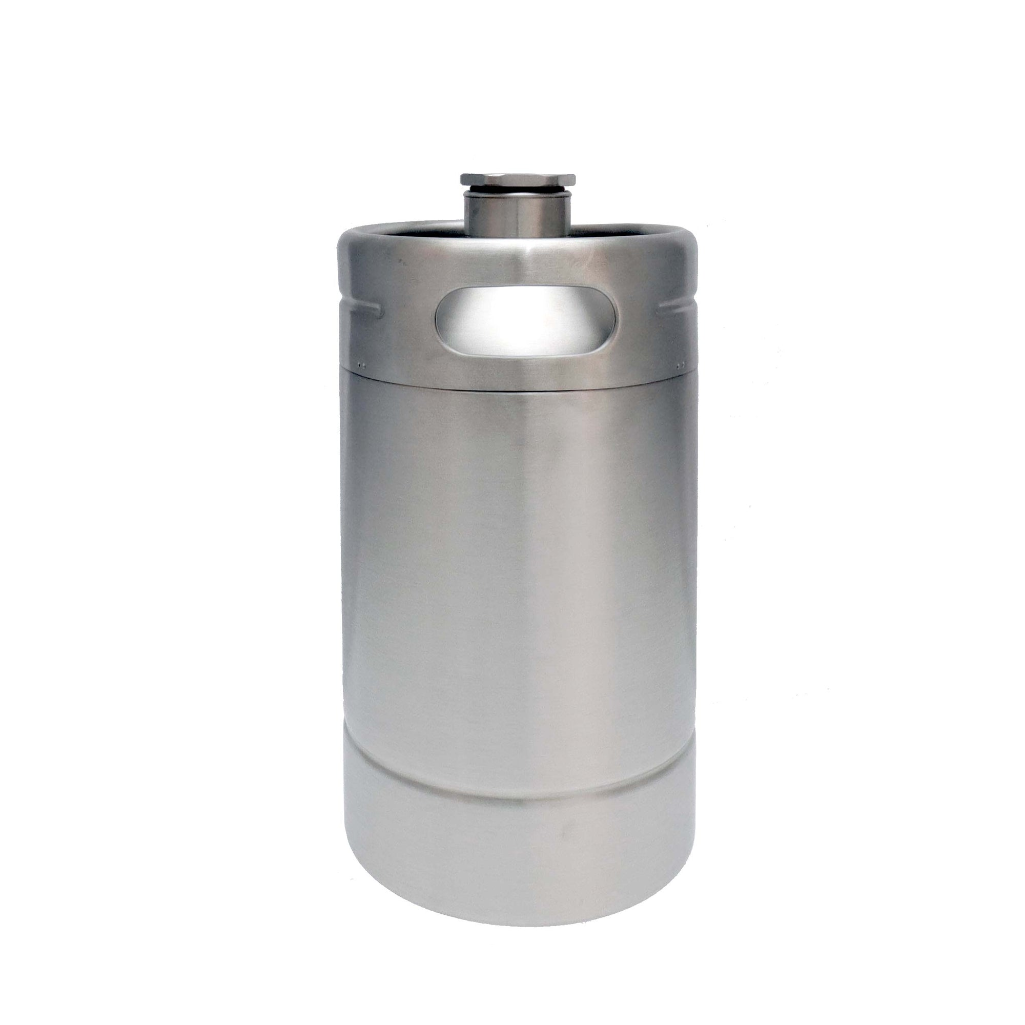 Stubby (64oz/2L) Stainless, Double Wall