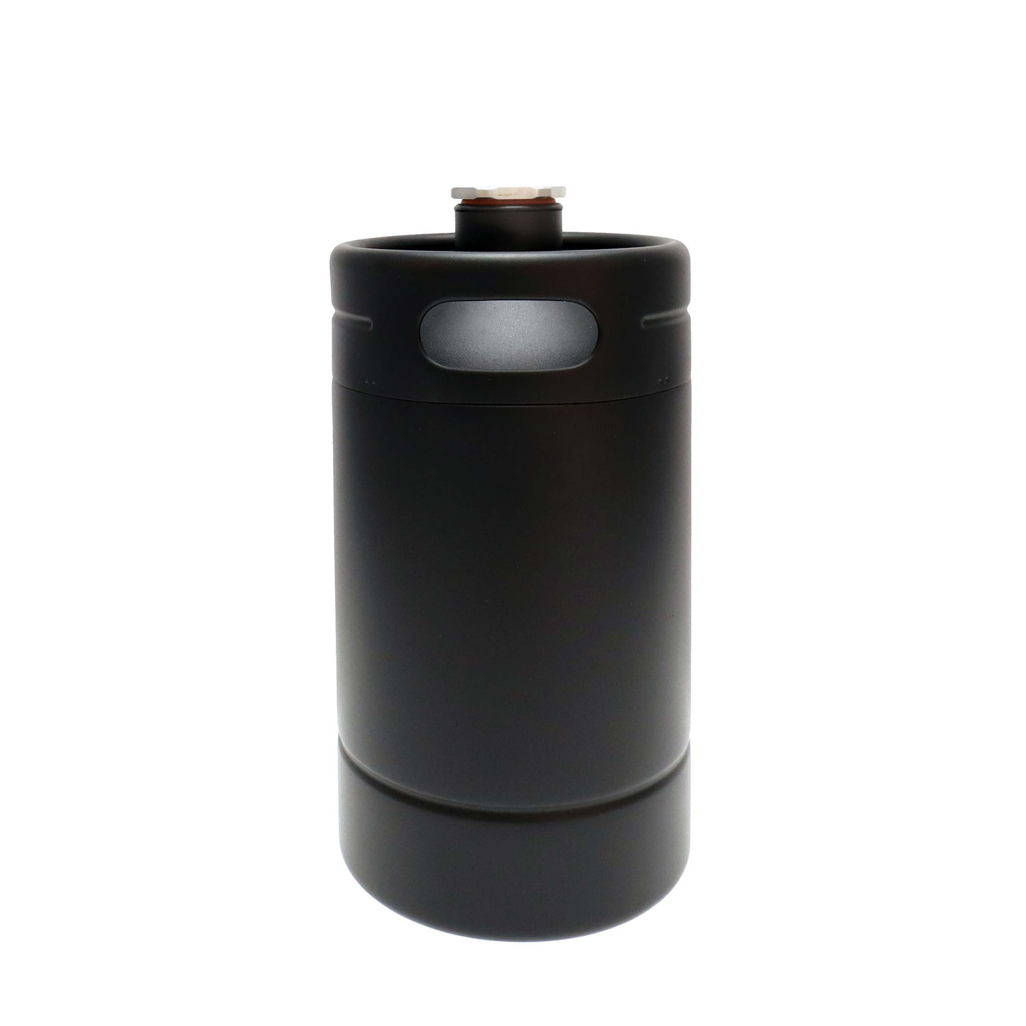 Stubby (64oz/2L) Charcoal, Double Wall