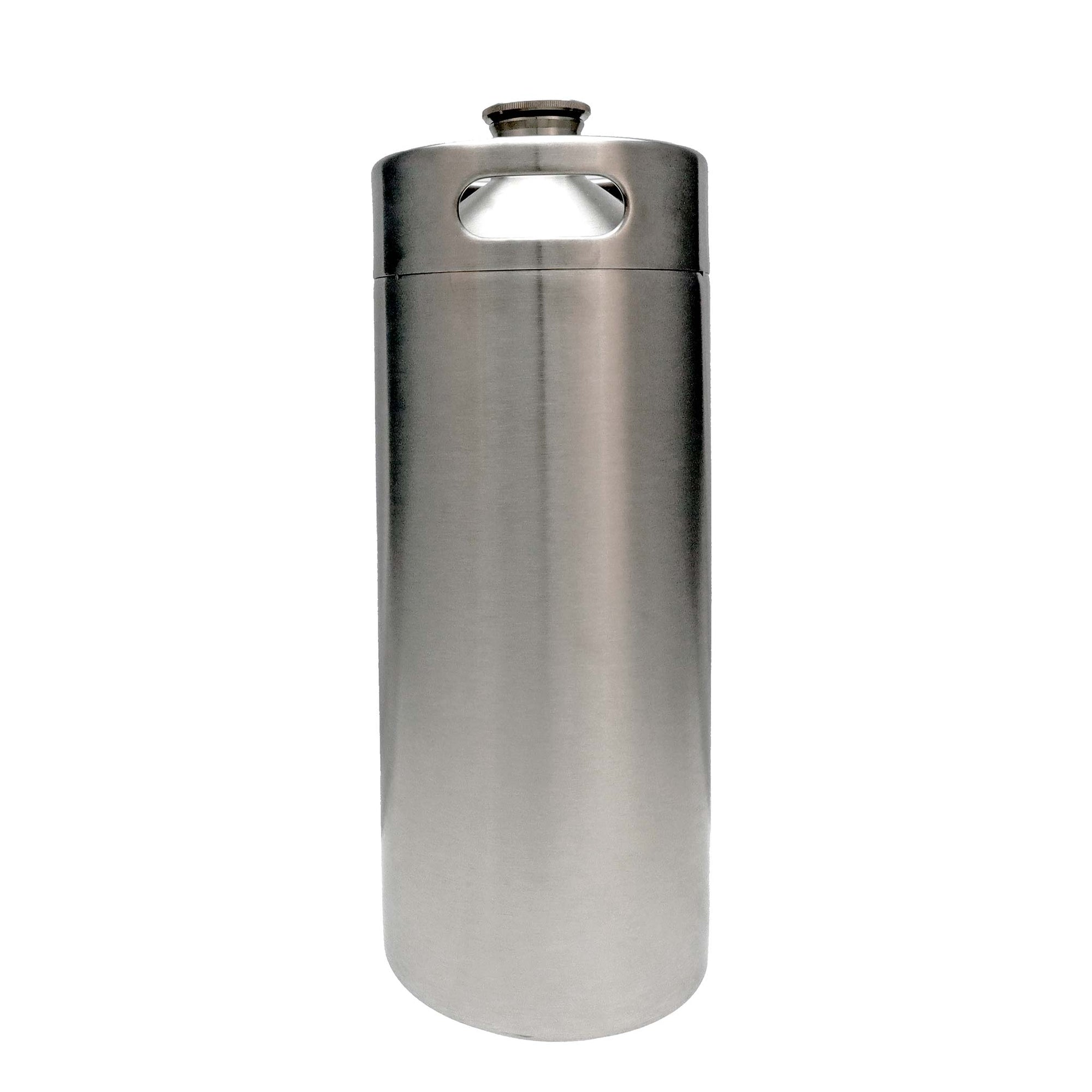 Tallboy (128oz/4L) Stainless, Single Wall