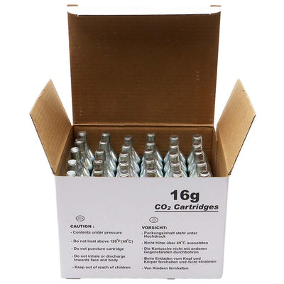 CO2 16g Cartridge (30 pack)